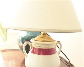 Small Lamp $22