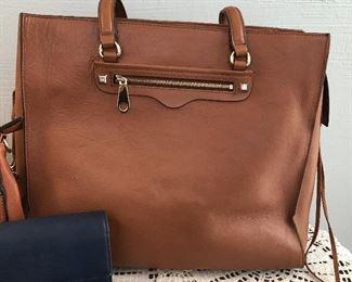 Natural Leather Bag $20