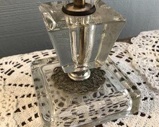 Darling Glass Lamp $18