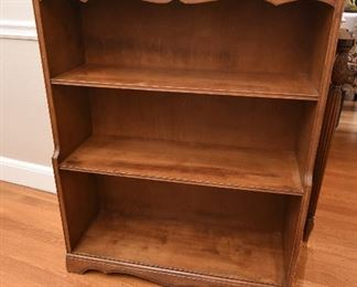 Maple Bookcase  $65