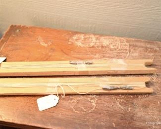 Two Vintage Fishing Drop Lines  $10