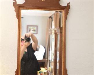 Fleur de Lis Mirror  $25