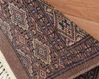 2'x3' Wool Rug  $30