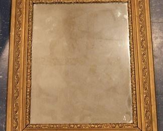 Lot# 2219 - Vintage Mirror