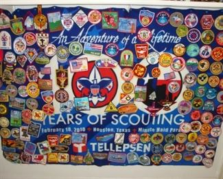 Boy Scouts of America Event Patches