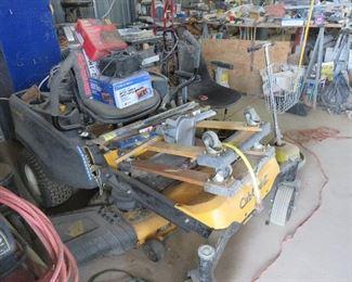 Power mower