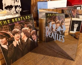 Extensive Beatles collection