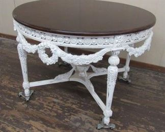 Outstanding Ornate Table