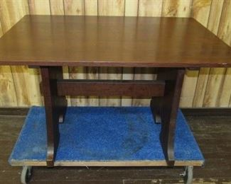 Stickley Mission Oak Table