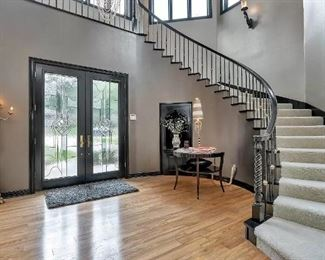 Beautiful Staircase in a Gorgeous Home