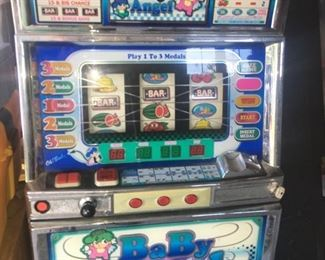 """Baby Angel"" Slot Machine--A Work of Art that Works Artfully ?"