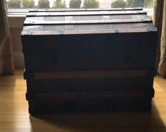 Antique trunk $ 145.00