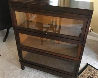 Antique Sectional Bookcase