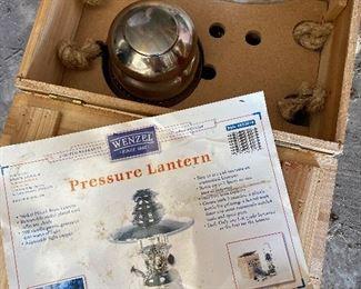 Wenzel pressure lantern