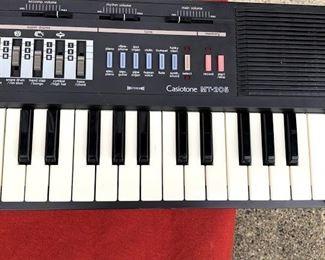 Casio Music Keyboard