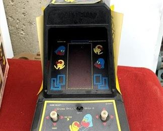 Pacman Game system