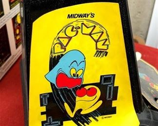 Midway Pacman Game