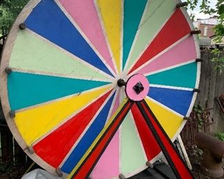 Amazing Wheel of Fortune esque prop that actually works!