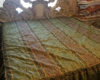 Fancy King size bed