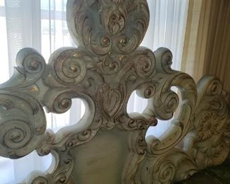 French Provincial or Italianate