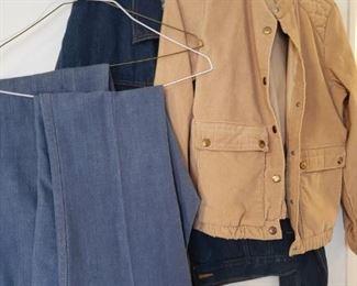 lots of men's clothing