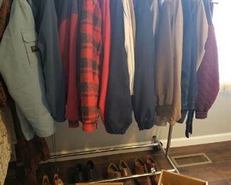 men's jackets, coats