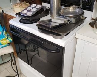 even a stove!