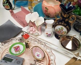 so many small treasures, fill up your antique booth!
