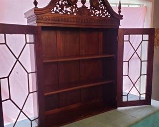 large hanging cabinet