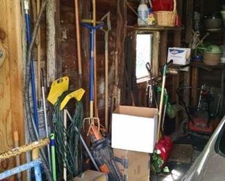 more yard equipment