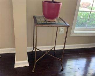 Plant stand $25