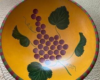 Sherwood Forest - signed bowl