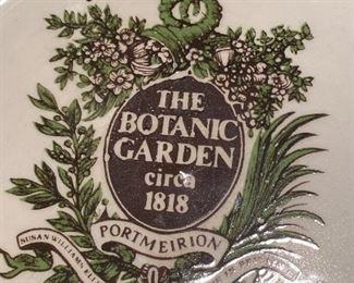 Portmeirion Botanic Garden pots