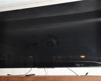 """FABULOUS TOP OF THE LINE 2016 ULTRA SLIM SONY BRAVIA 65"""" 3-D CAPABLE LCD ULTRA HD SMART TV, XBR-65X930D. ORIGINAL PRICE $3000.00. OUR PRICE $1800.00"""