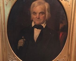 Stunning Painting of Judge Seth Lewis  (Born 1764 - Died 1848) done by a famous artist. Judge Lewis was the 1st Judge appointed in the State of Louisiana by Governor Claiborne. Mr. Lewis studied law under Andrew Jackson before he became President of the United States! WOW!!🙌🙌🙌 We just  wanted to share the history of the Lewis family! Family is retaining painting