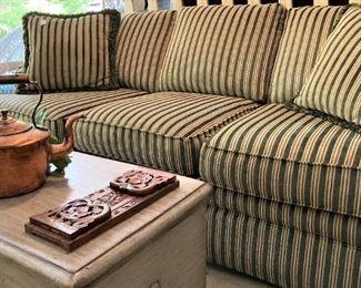 "A Massad sofa always shout ""quality."""