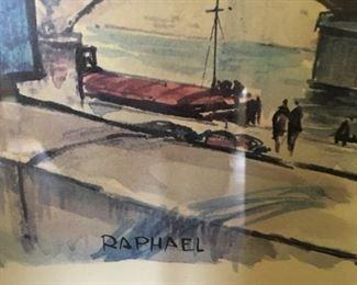 Art by Raphael