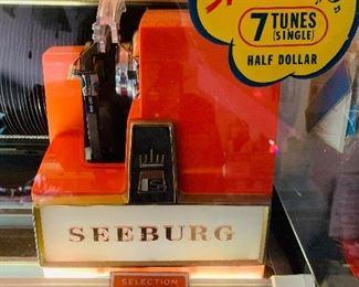 Seeburg Select-O-Matic jukebox