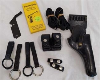Revolver Holster and more!