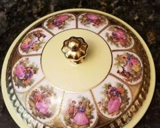Baruther Covered Dish