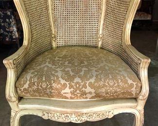 Armchair Double Cane