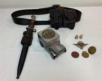 Rare Military Memorabilia