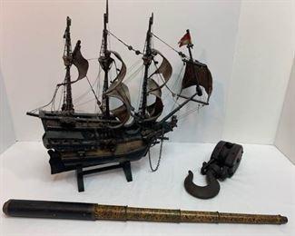 Ships Ahoy Matey