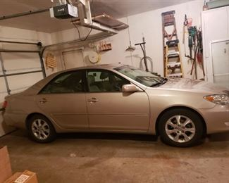 Beautiful  car!  Lady owner,  moved out of state to be with family. non smoker, no pets, always garage stored, and kept immaculate! Low miles.  2006.   Beautifully sound kept under the hood and inside. Nice smooth driving  car.  Buy it right now for $9,900.  Or taking the highest offer. If a buyer takes the buy it now listed price, all offers are declined.  We will remove the pictures if car sold before sale. If pics still up, it's still a available. come and make a offer!
