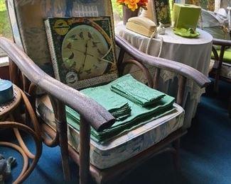 Original McGuire Furnishing Mid-Century Modern Patio Furniture