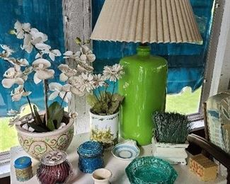 Assorted Decorative Arts