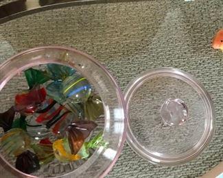 Italian glass candy
