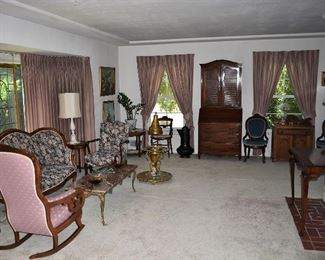 Front Room Overview