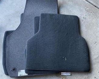 Lot 1686 $40.00. Brand New Orig. Front and Back  Floor Mats for Audi Q3