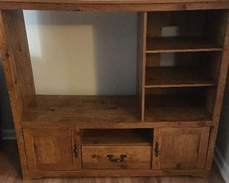 Entertainment Center (great price - a bargain)!!